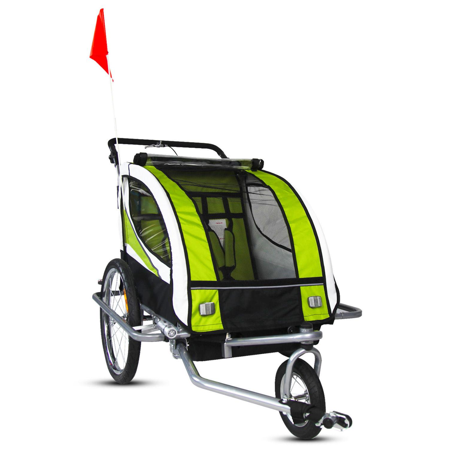 2 1 Carrier Dog Cycling Green