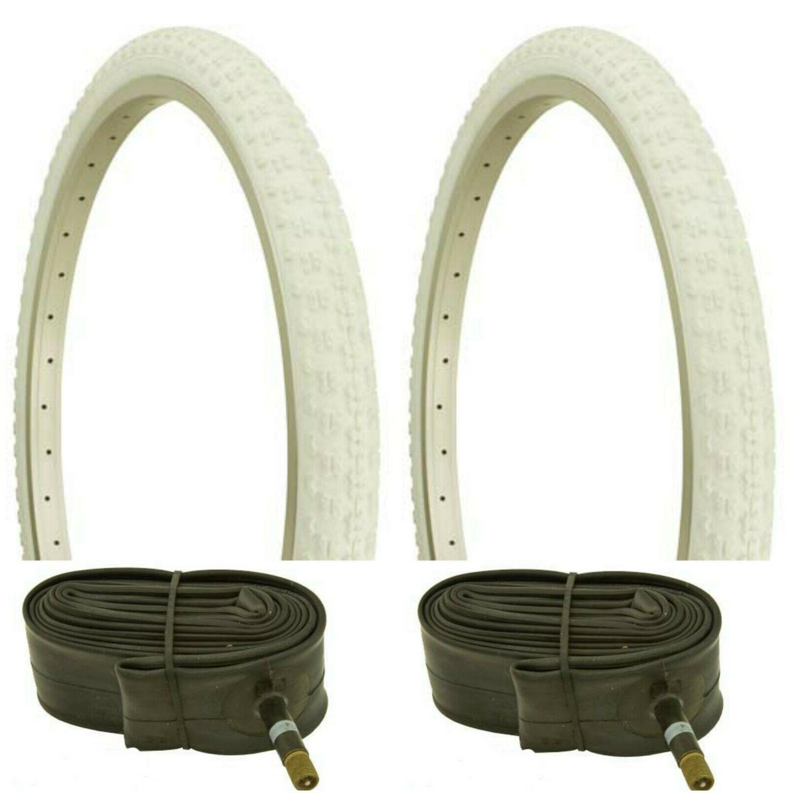 1 white bmx bike trailer jogger tire