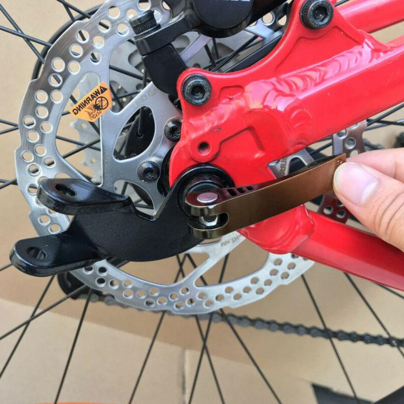 12.2mm Bike Coupler Steel Burley Trailers Connector