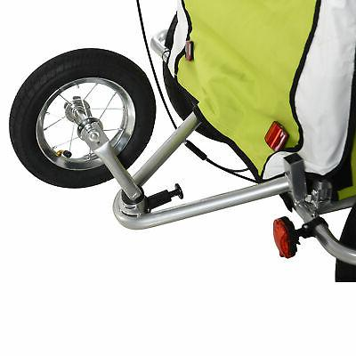 Aosom Kid Baby Trailer Stroller Brake