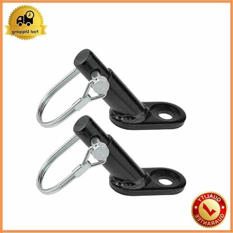 2 packs bike trailer coupler hitch instep