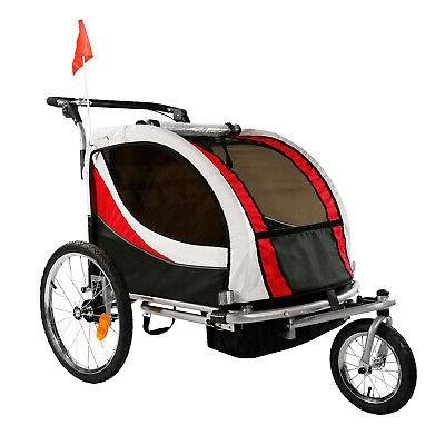 Clevr Deluxe Seat Jogger for