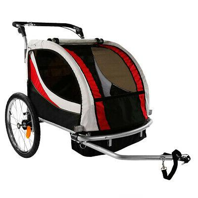 Clevr 3-in-1 Seat Bike Jogger Kids,