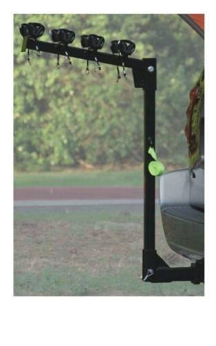 4 bicycle rack trailer hitch