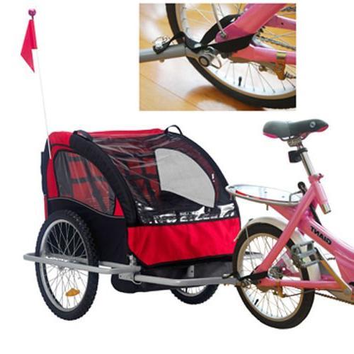 Aosom 5664-0036NEW Bike Stroller