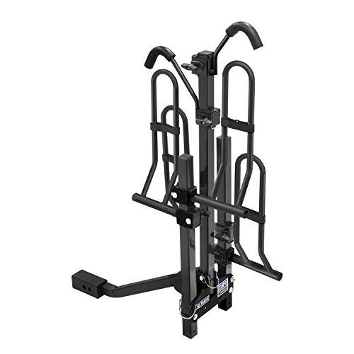 Pro-Series Q-Slot Black Hitch Bike
