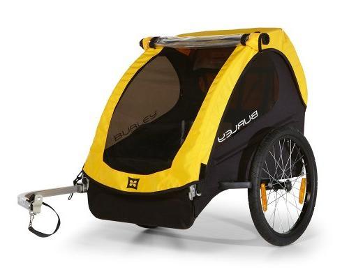 bee bike trailer