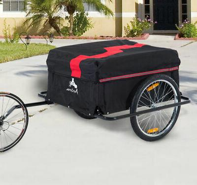 bicycle bike cargo trailer cart