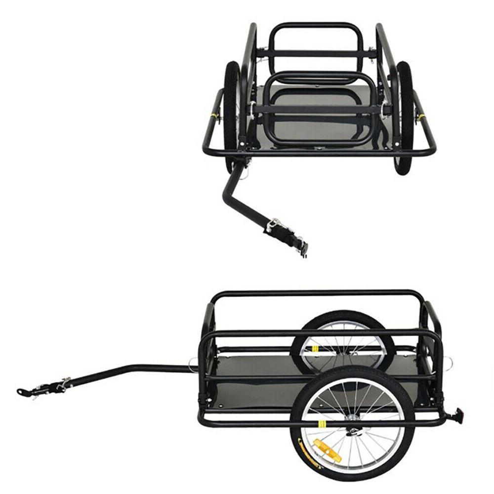 Bicycle Bike Steel Carrier Vehicle Accessory