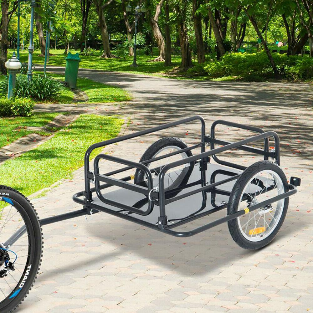 Bicycle Cargo Steel Luggage Vehicle Sporting