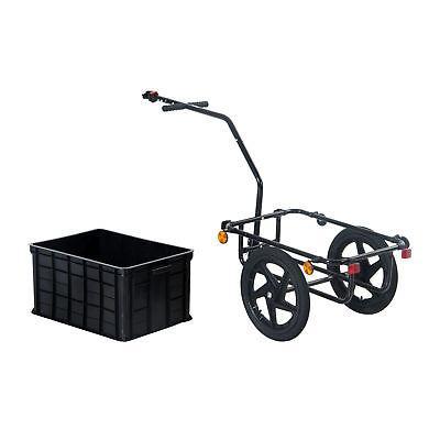 Bicycle Bike Cargo Steel Wheel Runner