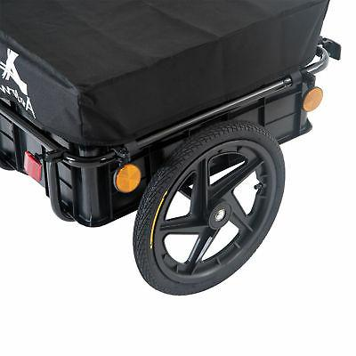 Bicycle Bike Cargo Trailer Steel Wheel For Shopping