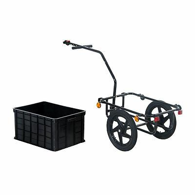 Bicycle Bike Cargo Steel Wheel Runner