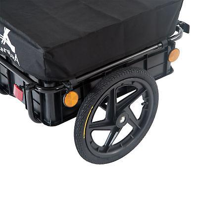 Bicycle Bike Cargo Trailer Steel Wheel For Shopping