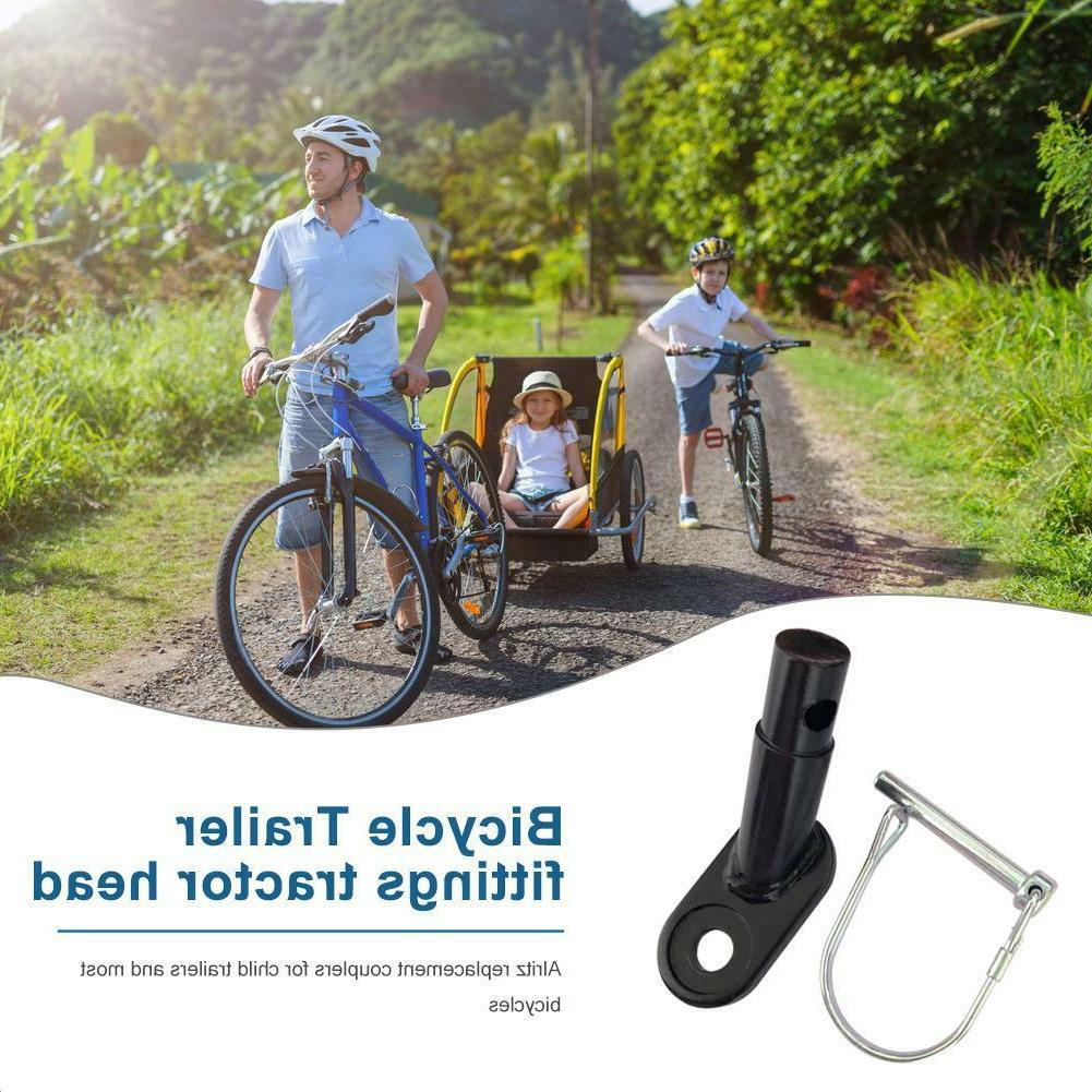 Bicycle Head Trailer for