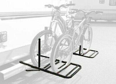 bicycle camper trailer transport travel holder black