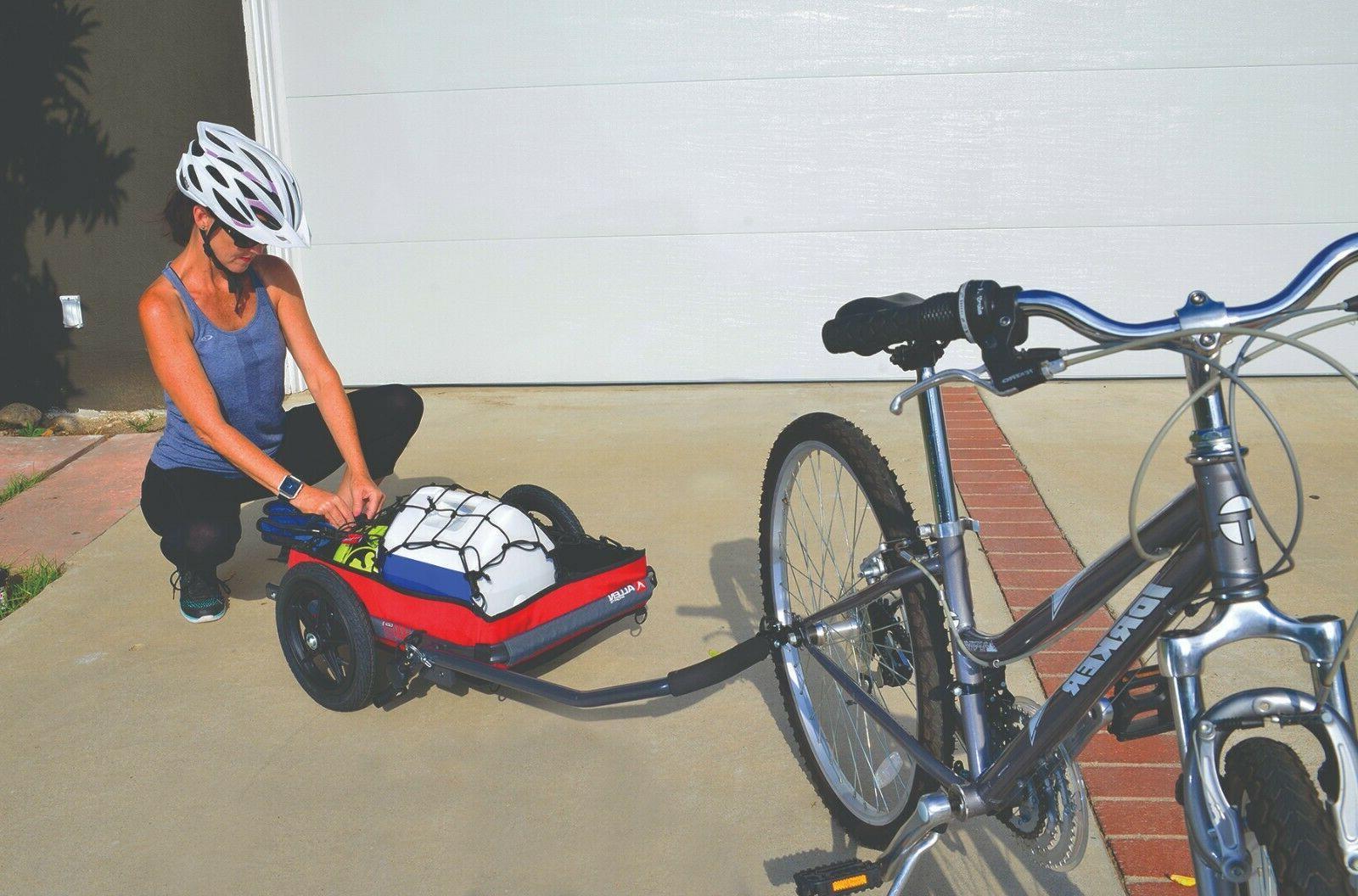 Allen Bicycle Cargo Trailer Pull Model