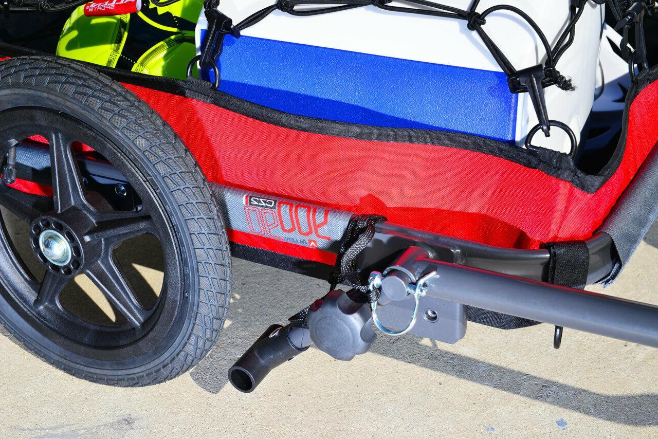 Trailer & Cart, Model CZ2
