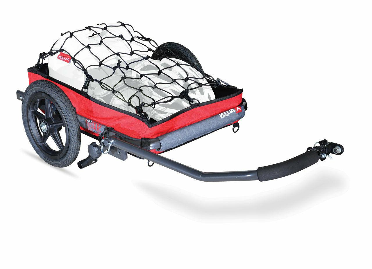 bicycle cargo trailer and pull cart model