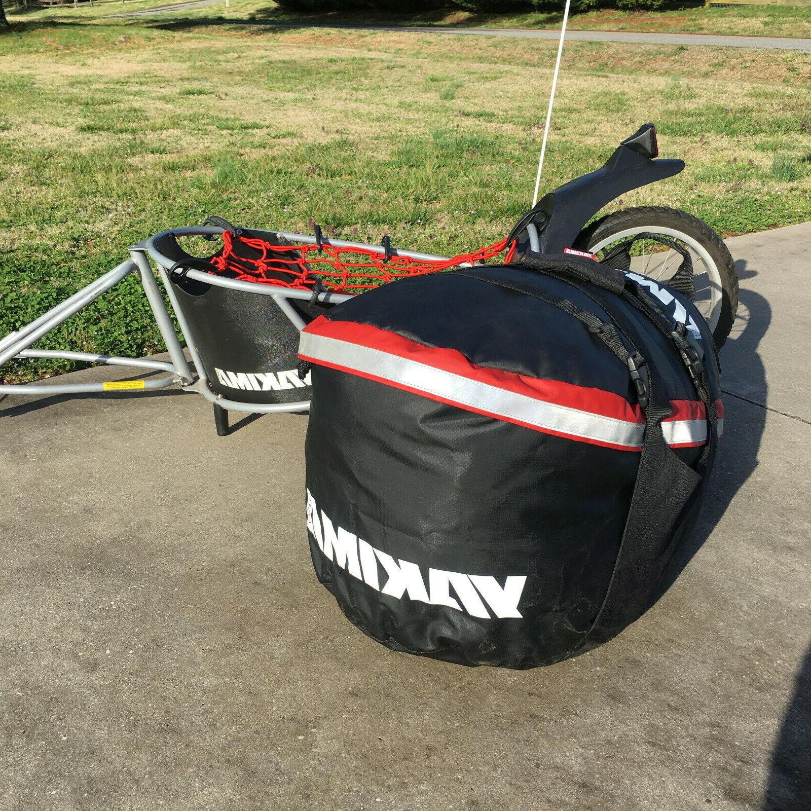 Yakima Tow Bicycle Cargo Trailer fitted Duffel Yak
