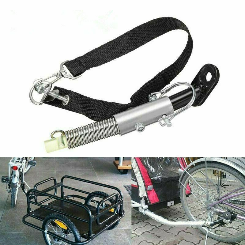 bike bicycle coupler attachment hitch trailer baby