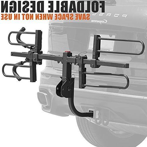 BV Mount Rack Carrier for Car Truck Tray Smart Design