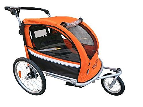 bike bicycle trailer ii