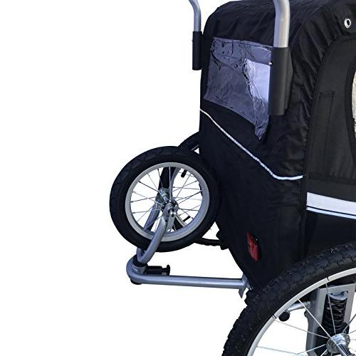 Booyah Strollers Child Bike Stroller