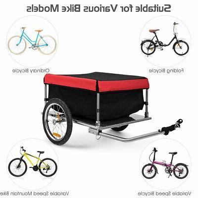 Bike Trailer w/ & Quick Outdoor