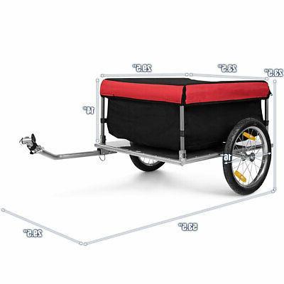 Bike / Luggage Trailer w/ & Release Tool