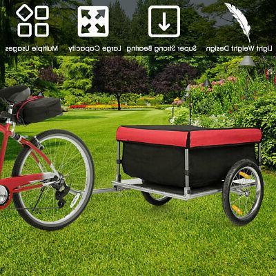 Bike Luggage Trailer Folding Frame & Wheels Tool