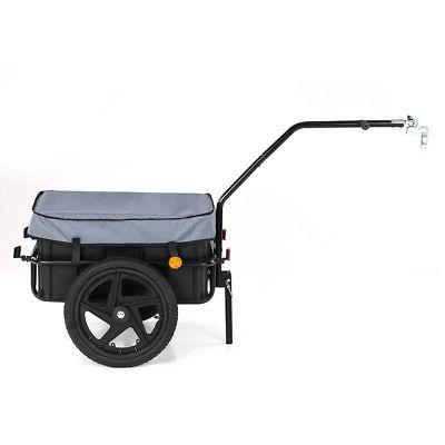 Bike Trailer Hand Wagon Luggage Trailer