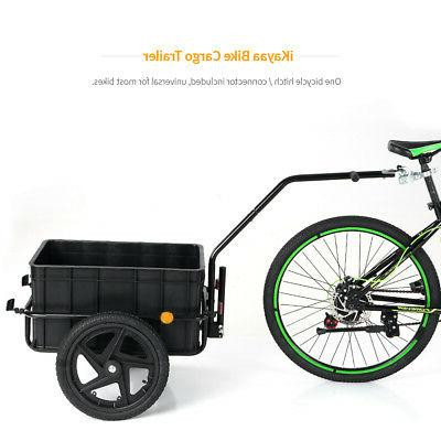 Bike Cargo Wagon Luggage Trailer Cart Carrier