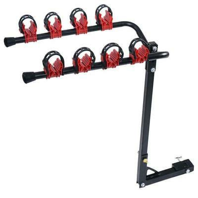 "Bike Carrier Bicycle Rack 1-1/4""&2"""