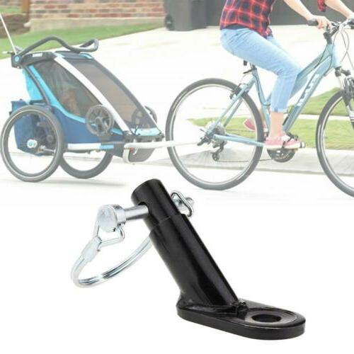 For InStep Bike Trailer Coupler Compatible Angled Elbow Schw