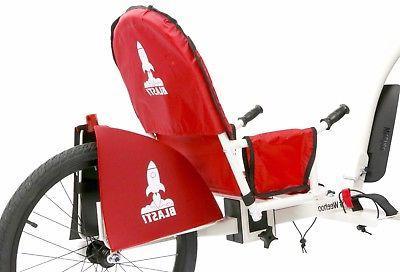 WEEHOO® BLAST™ TRAILER | BICYCLE TRAILER BIKE