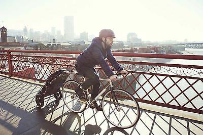 Brand Burley Travoy Bike Commuter Trailer