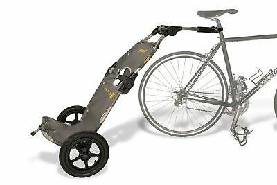 brand new travoy bike commuter trailer