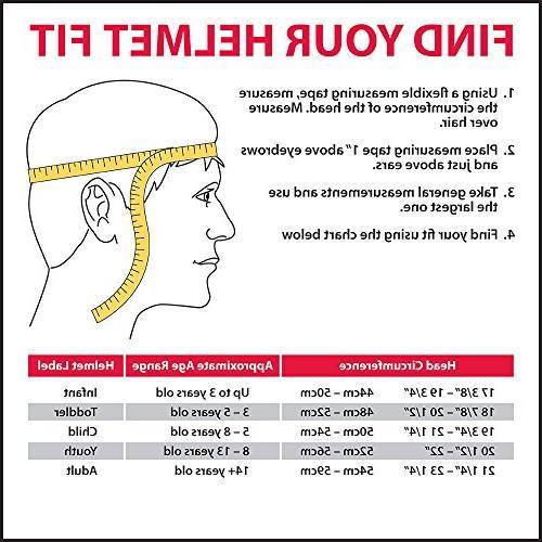 Schwinn Burst Helmet, Red