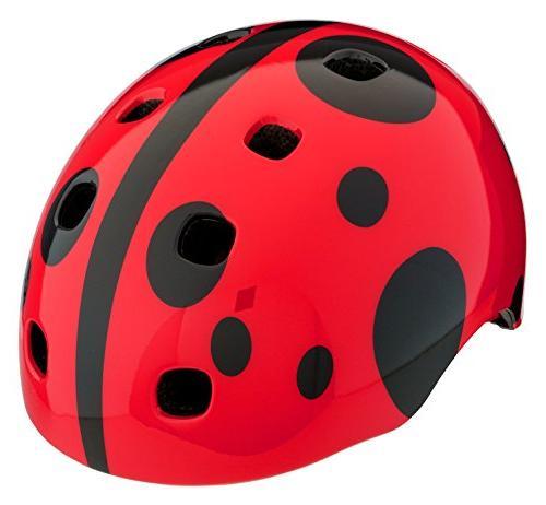 burst toddler ladybug helmet