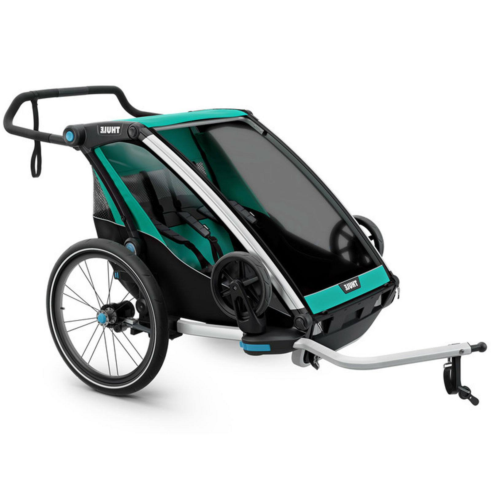 chariot lite 2 multisport fahrradanhanger bike trailer