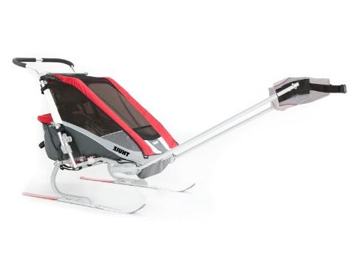 Thule Ski Kit- Cheetah