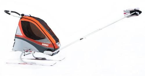 Thule Cross Ski Cheetah
