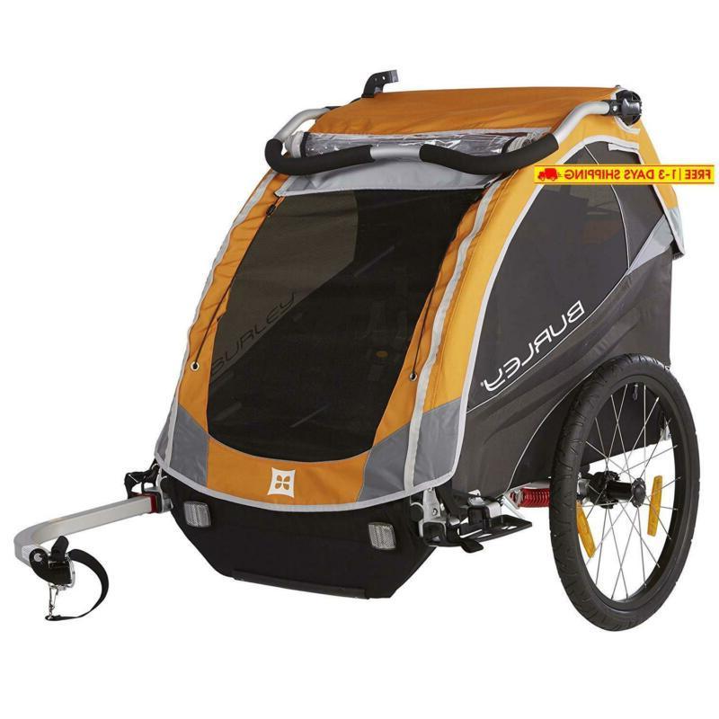 d lite child bike trailer