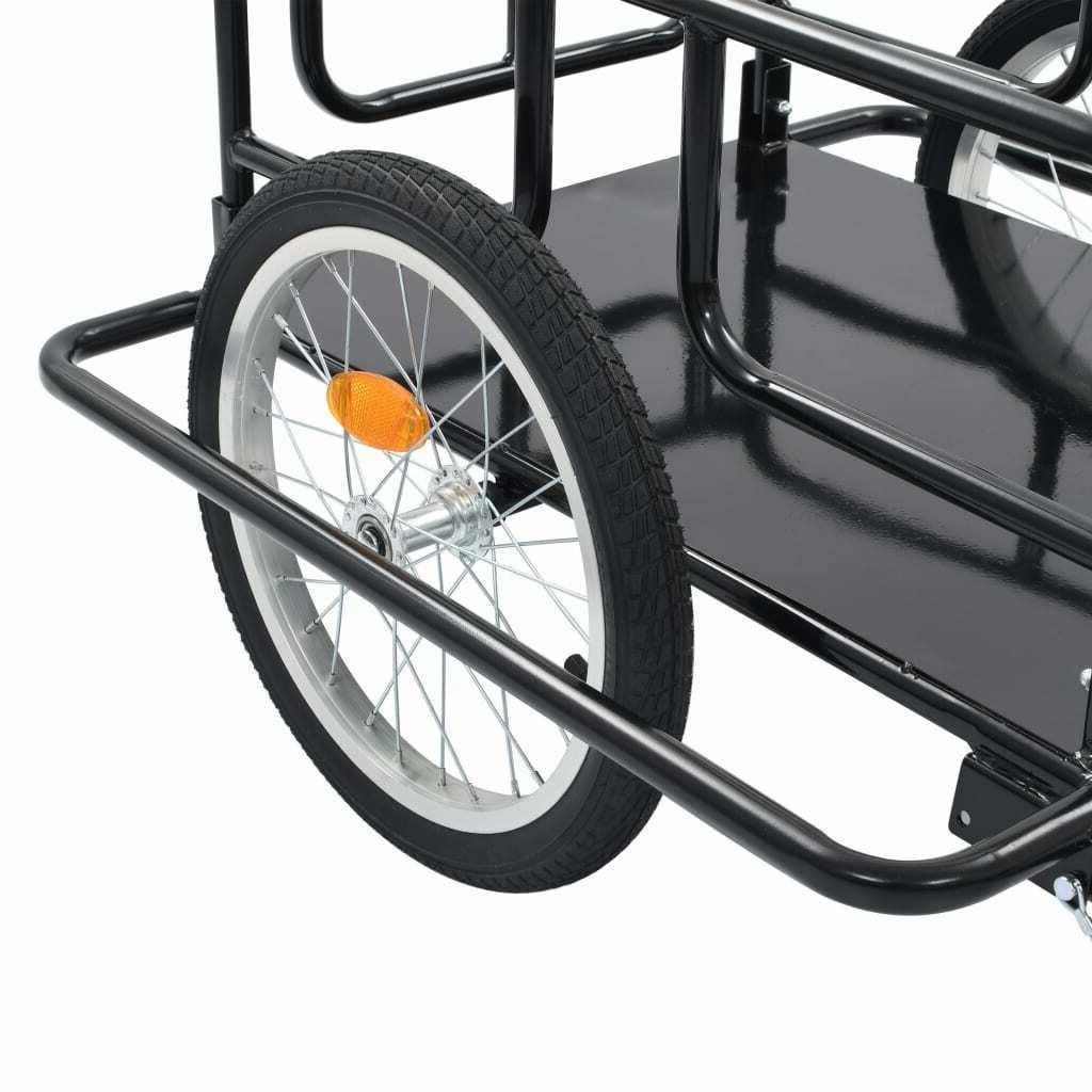 Foldable Trailer Steel 110lb