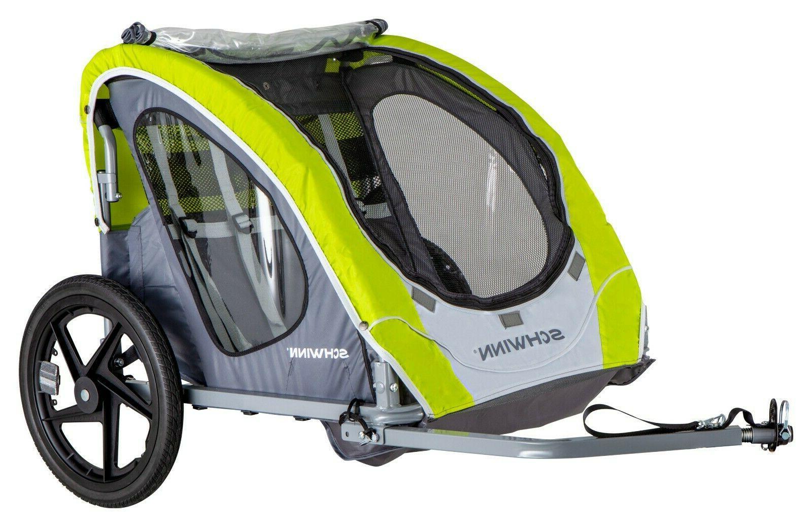 Foldable Bike Trailer Portable