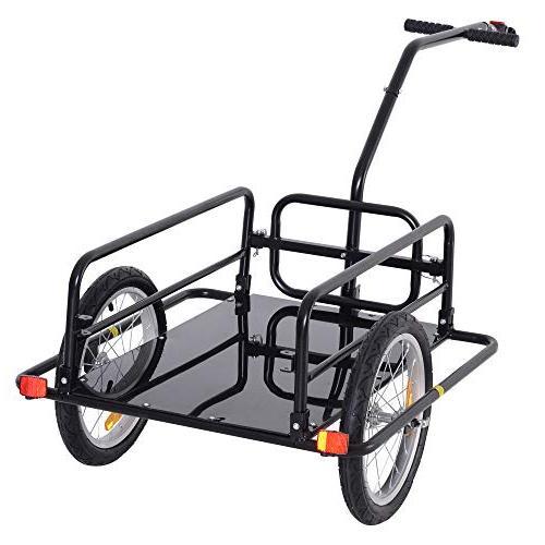 Aosom Bike Trailer Cart
