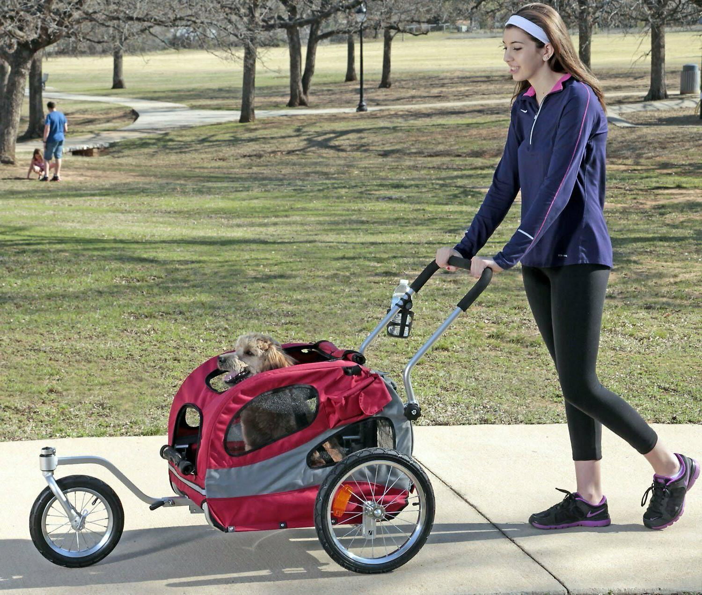 Solvit Bike Holds Pets 110
