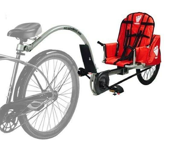 igo turbo bicycle trailer for kids usa