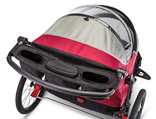 Schwinn Trailer, Red